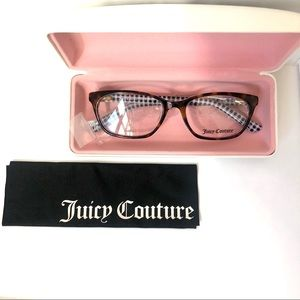 Juicy Couture Eyeglasses Havana Brown JU 303 086